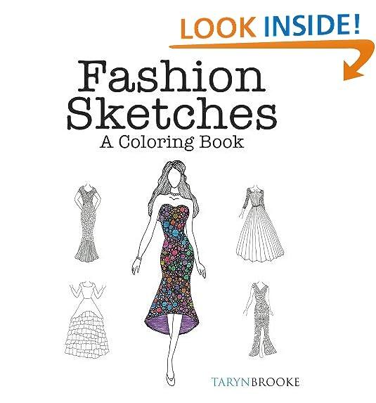 The Fashion Designers Sketchbook Sharon Rothman