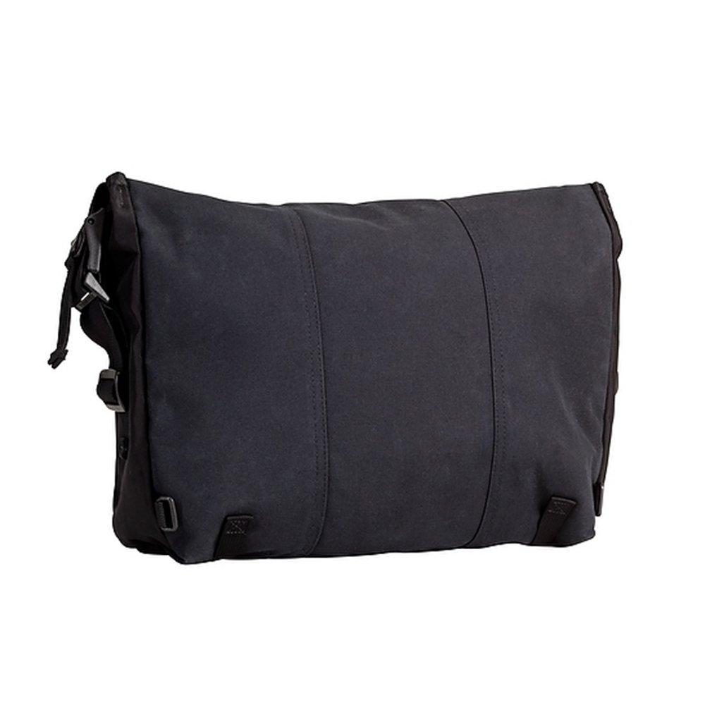 f0616204d Timbuk2 Classic Messenger Bag in Waxed Canvas (Medium) (Black):  Amazon.co.uk: Luggage