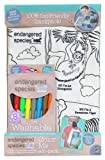 Endangered Species by Sud Smart Color Me Eco-Pack