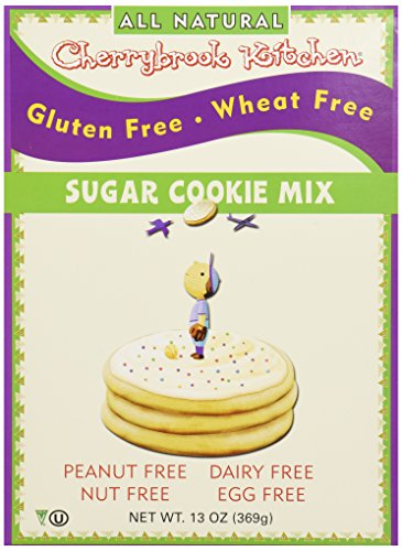 Free Cherrybrook Gluten Kitchen (Cherrybrook Kitchen Gluten Free Sugar Cookie Mix, 13 Ounce)