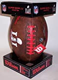 Super Bowl LI 51 Wilson NFL Composite Leather