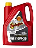 Schaeffer Manufacturing Co. 0722-006S SynShield Ultra Performance 10W-30, 1 gal, Bottle (4 Pack)