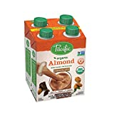 natural almond milk - Pacific Foods Organic Almond Non-Dairy Beverage, Chocolate, 8-Ounce, (Pack of 24)
