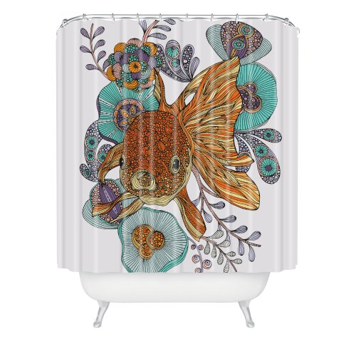 Valentina Ramos Little Shower Curtain
