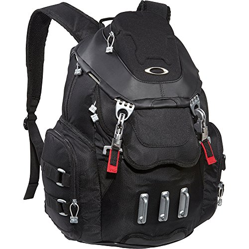Oakley Men's Bathroom Sink Backpack, Black, One - Oakley 4 1
