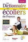Dictionnaire des écoliers CM par Larousse