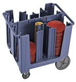 Cambro (ADCS401) Plastic Adjustable Dish Caddy