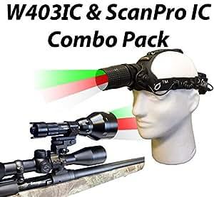 Amazon Com Wicked Lights W403ic Amp Scanpro Ic Predator