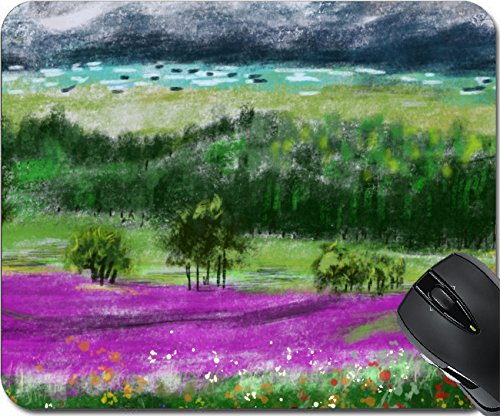 MSD Mousepad Mouse Pads/Mat design 34767542 hand draw paint wild field cg graphic