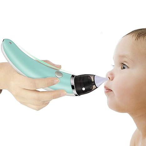 ALISA-Do Aspirador Nasal para bebés Aspirador Nasal eléctrico ...