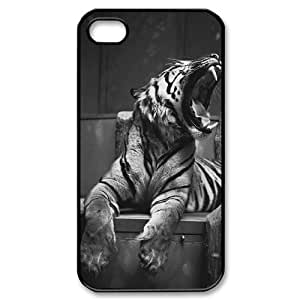 For Ipod Touch 5 Case Cover Prestige of the tiger Phone Back Case Custom Art Print Design Hard Shell Protection FG047619
