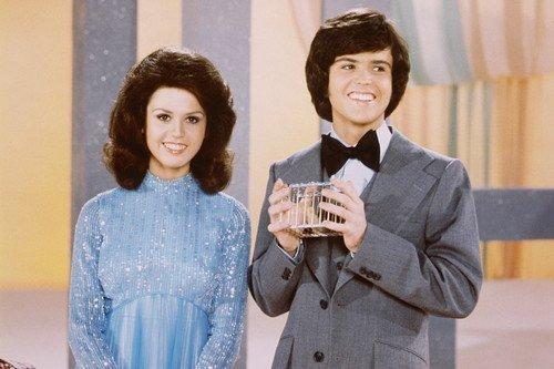 Donny & Marie Osmond Tv Show 11x17 Mini Poster
