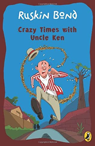book cover of Crazy Times with Uncle Ken