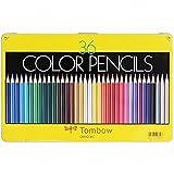 トンボ鉛筆 色鉛筆 36色