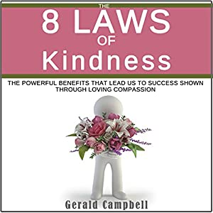 The 8 Laws of Kindness Audiobook