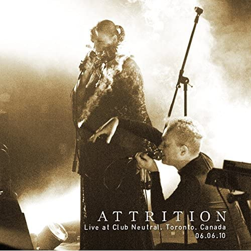 Dreamcatcher Live In Toronto 404040 By Attrition On Amazon Music Simple Dream Catcher Toronto