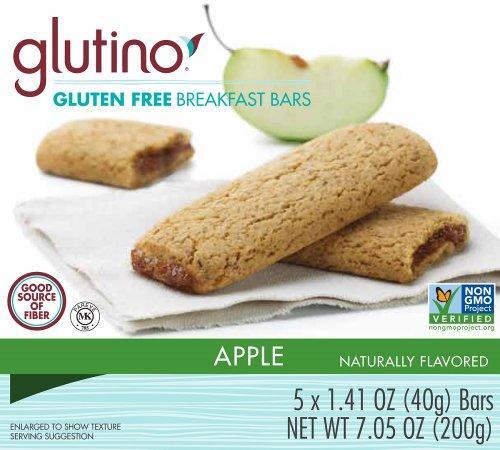 glutino breakfast bars - 5