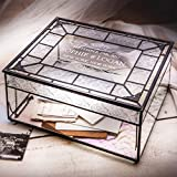 Personalized Wedding Card Box for Reception