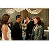 Gilmore Girls 8 x 10 Photo Rory, Yanic Truesdale/Michel Gerard & Emily Gilmore at Party kn