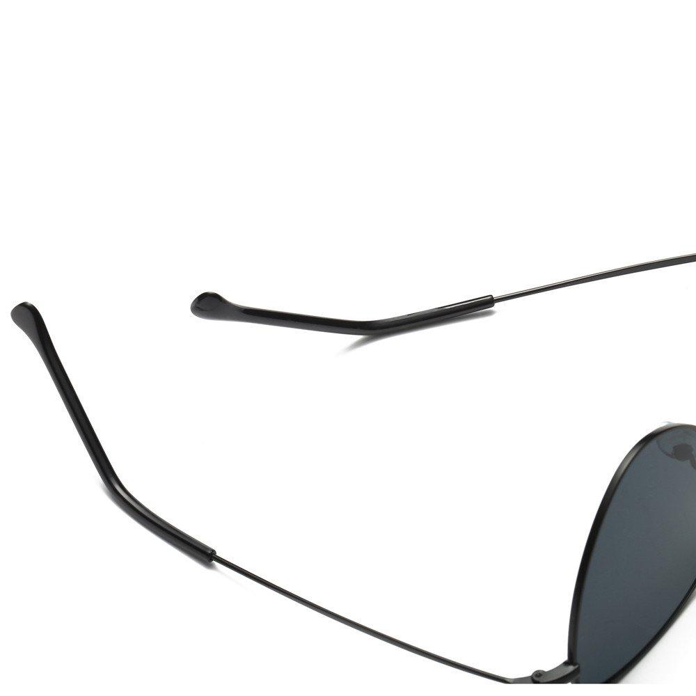 Amazon.com: Gafas de sol unisex de verano, gafas de ojo de ...
