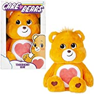 "Basic Fun New 2020 Care Bears - 14"" Medium Plush - Cheer Bear - Soft Huggable Mate"