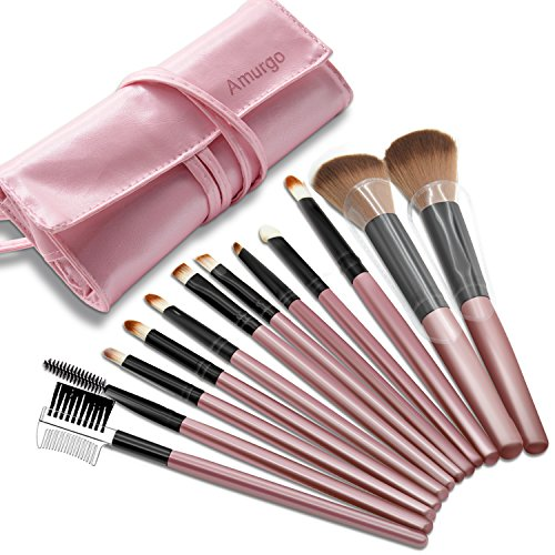 Makeup Brush Set,12 pieces Makeup Brush Set tool Professiona