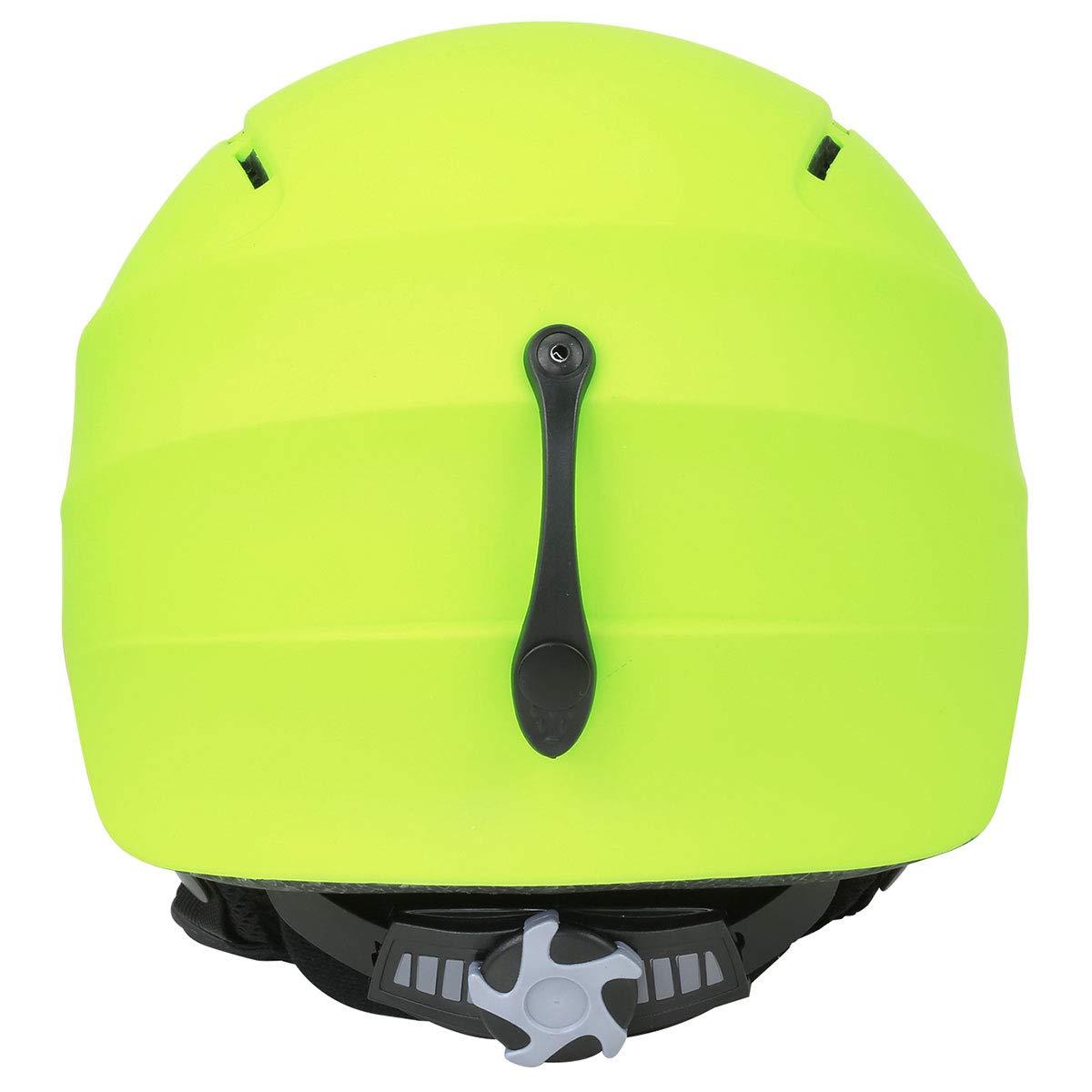 Helmet Ski- Snowboard Helm 5 x Farben Matt zur Auswahl Airtracks Skihelm- Snowboardhelm SAVAGE T2X oder MASTER T52 mit Ventilationssystem und stufenloser Anpassung