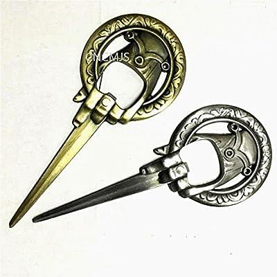 De la mano del Rey abrebotellas 2-Pack – Juego de Tronos estilo ...