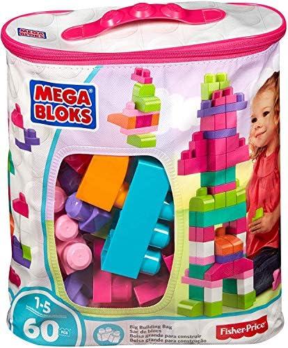 Mega Bloks Classic Big Building Sac 80 Pièces