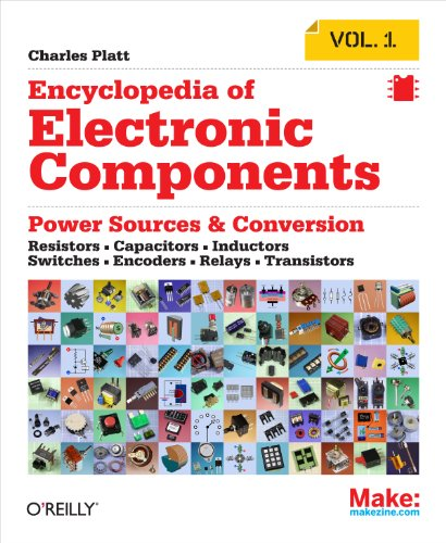 Picture of an Encyclopedia of Electronic Components Volume