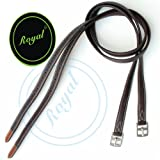 Royal Triple Covered Leather Stirrup.