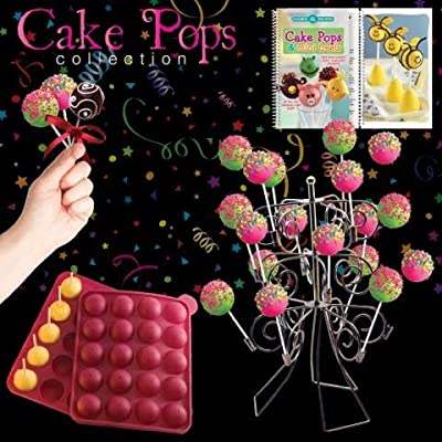 Cake Pop Collection - 3 Pc Set