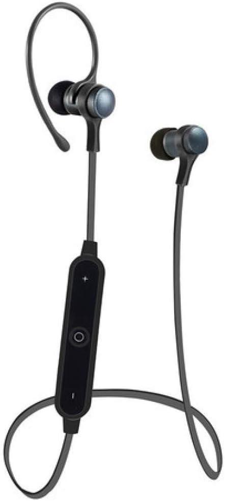 ERKEJI Bluetooth Auricular Auriculares inalámbricos Bluetooth 4.1 HD Auriculares estéreo CVC 6.0 Ruido cancelación Auriculares Sport I N Auricular S 4 Horas Tiempo de Juego