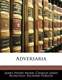 img - for Adversaria (Latin Edition) book / textbook / text book