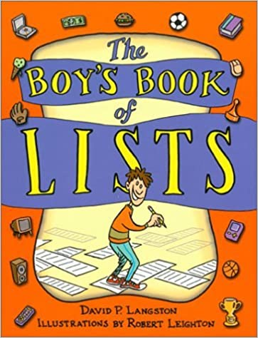 Book The Boy's Book of Lists: Cool Stuff about Me by Luis Vonderful (2002-04-06)