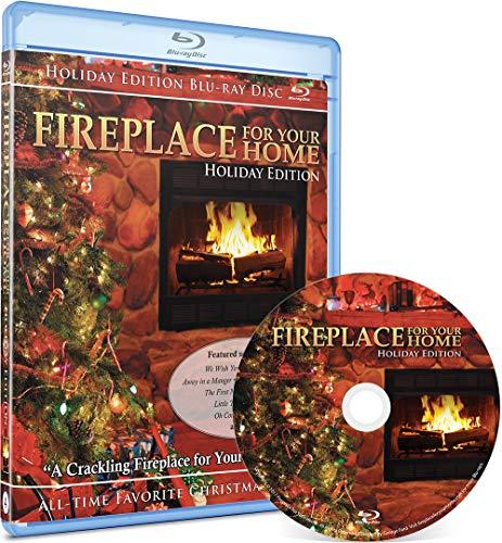 - Fireplace: Holiday [Blu-ray]