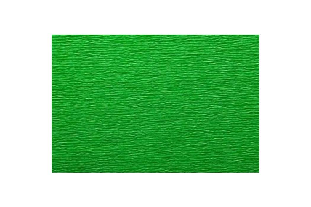 Crepe Paper Roll Premium Italian Extra Fine 60 g 13.3 sqft Green Flag