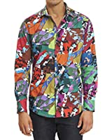 Robert Graham Cholla Cactus Sport Shirt