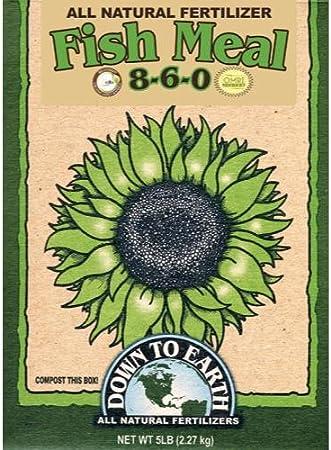 Amazon.com: Fertilizantes de bajo a tierra 723700 de 5 lb ...