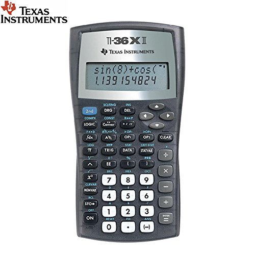 Texas Instruments Ti 36x Ii Scientific Calculator By Stealodeal Amazon In Office Products