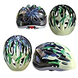 #3: Children Helmet Safety Protection for Cycling, Biking, Skateboarding, Scooter, In lines - Unisex Adjustable Size for Toddlers XXS(2-3yrs), XS(4-5yrs)),S(6-10yrs)