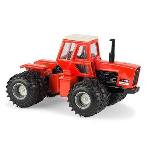 ERTL 1/64 Allis Chalmers 7580 4WD with Duals, used for sale  Delivered anywhere in USA