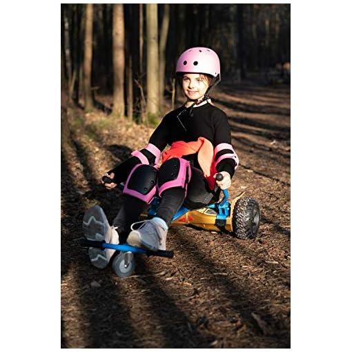 """MARKBOARD gyropode Kit Kart pour Gyropode 6.5"""" 8"""" 8.5"""" 10"""", go Kart, go Voiture"""