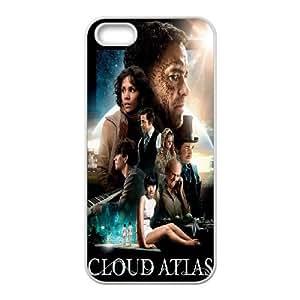 Cloud Atlas iPhone 5 5s Cell Phone Case White DIY Present pjz003_6517491