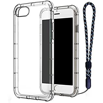 Iphone  Case With Wrist Strap