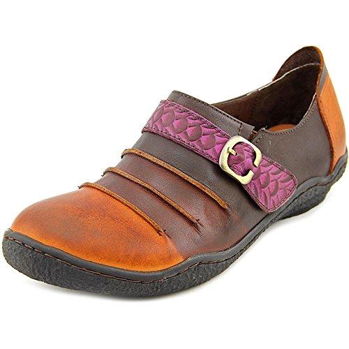 L'Artiste by Spring Step Women's Expel Slip-on Loafer, Camel Multi, 37  EU/6.5-7 M US