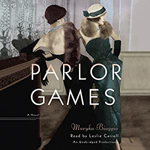 Parlor Games Audiobook