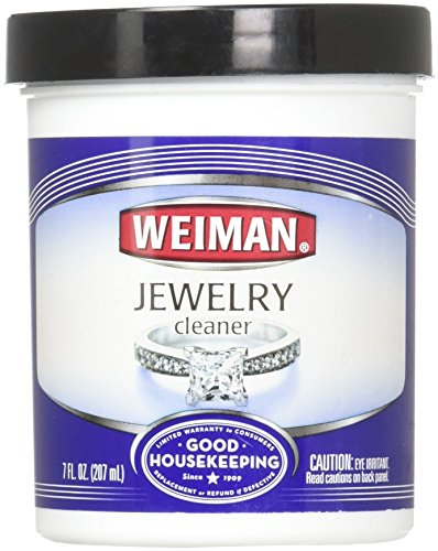Weiman Jewelry Cleaner, 7 Ounce - 6 per case.