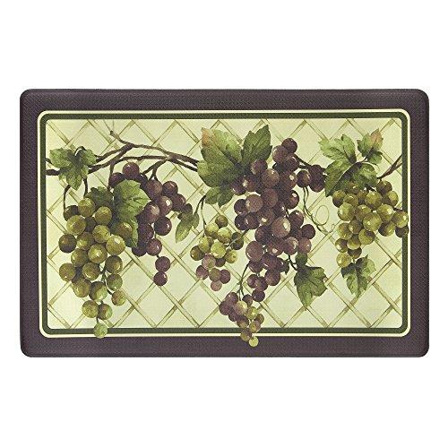 (Achim Home Furnishings Anti Fatigue Mat, 18 inches x 30 inches, Tuscany)