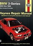 BMW 3Series, Including Z3, '92'98 (Haynes Repair Manuals) 1st edition by Haynes, John (2000) Paperback